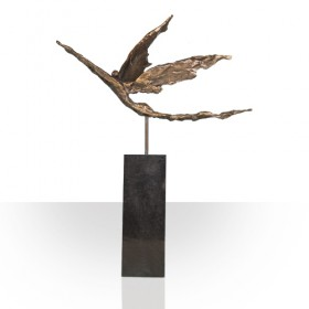 Luxury gifts of Artihove - With the proper goal in sight on wings of gold - 015539MSLQ