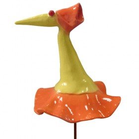 Luxury gifts of Artihove - Fantasy bird yellow - 018091MKP