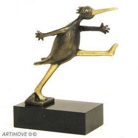 Luxury gifts of Artihove - Golden step - 018683MSLQ
