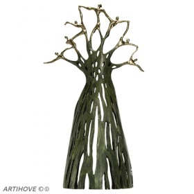 Luxury gifts of Artihove - Strong golden strengths - 018913MSL