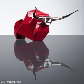 Luxury gifts of Artihove - Fuerza bull - 019422MNFQ