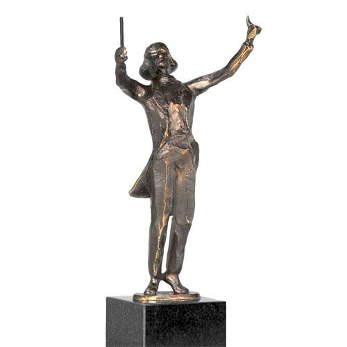 Luxury gifts of Artihove - Sculpture Conductor - 001121MSLQ - 001121MSLQ