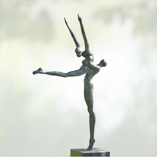 Luxury gifts of Artihove - Gift Teamwork - 001199MSB | All garden sculptures - 001199MSB