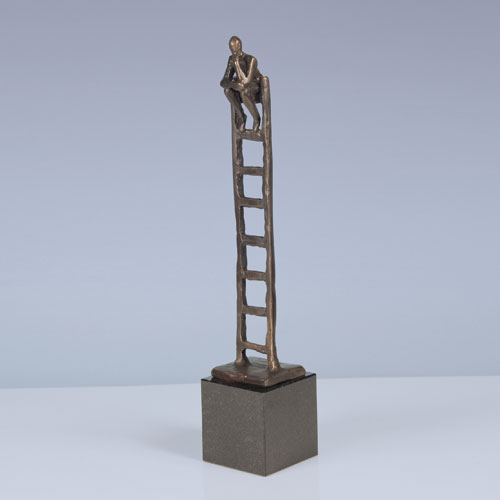 Luxury gifts of Artihove - Sculpture The thinker - 015658MSBQ - 015658MSBQ