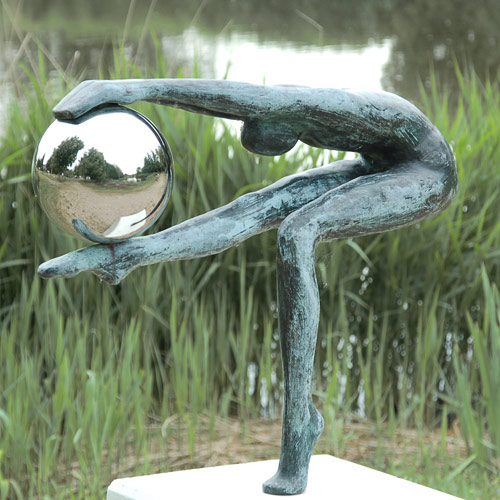 Luxury gifts of Artihove - Sculpture The world of... - 016475MSB - 016475MSB