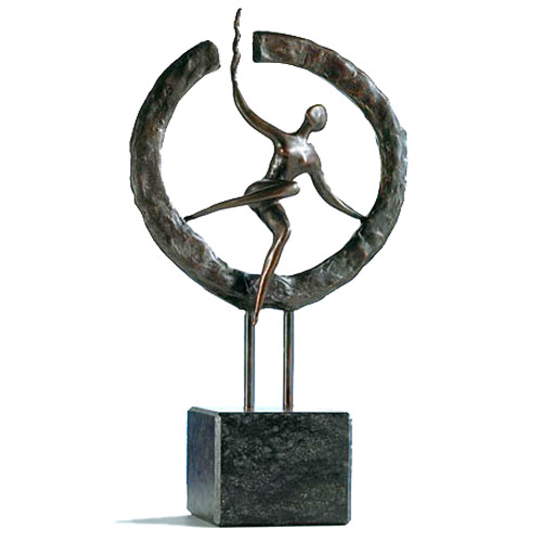 Luxury gifts of Artihove - Sculpture Towards the new - 016514MSBQ - 016514MSBQ