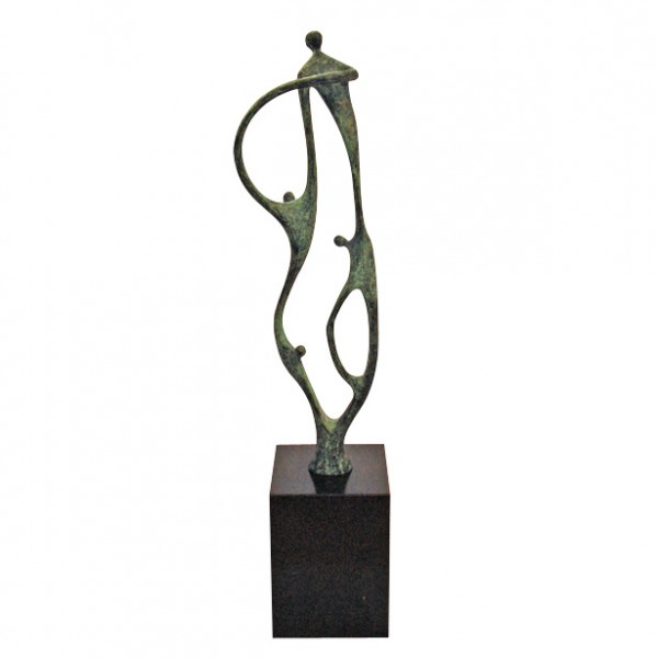 Luxury gifts of Artihove - Sculpture Working together for the future - 017516MSBQ - 017516MSBQ