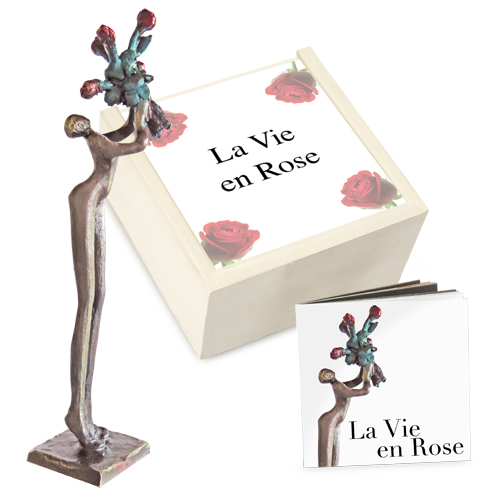 Luxury gifts of Artihove - Gift La vie en rose - 018101MNF | Wedding gifts - 018101MNF