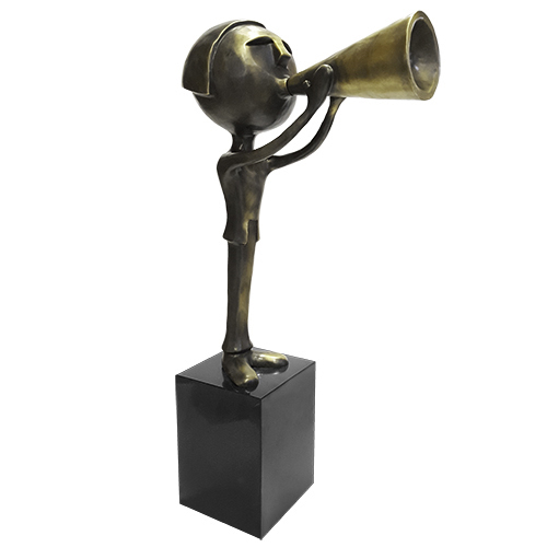 Luxury gifts of Artihove - Gift Sharing communication - 018718MSB | All garden sculptures - 018718MSB
