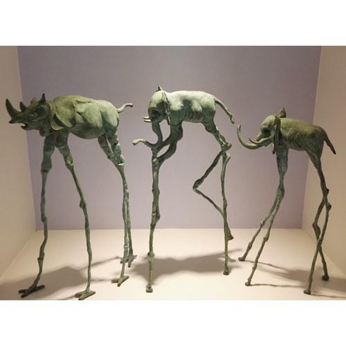 Luxury gifts of Artihove - Gift Parade dali style - ROBM001007 | All garden sculptures - ROBM001007